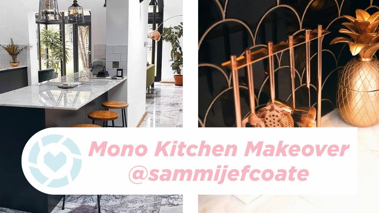 New Kitchen Renovation Before And After (Remodeling Ideas) | Sammi Jefcoate