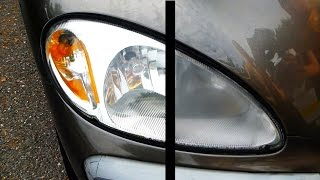 How to Restore Headlights PERMANENTLY width=