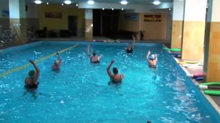 Jk Fitness & wellness Complex - водна аеробика