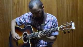 Tua Fidelidade-Marcos Witt-(Loop-Pedal Cover) Valdir Gomes