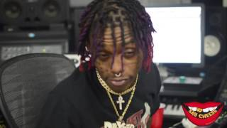 "Famous Dex: ""I can go a day without weed, i slowed down on the lean"""