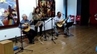 Os Cantigueiros - Canto Moço (Zeca Afonso)
