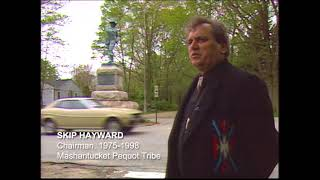 Skip Hayward on John Mason and the Pequot Massacre (1988)