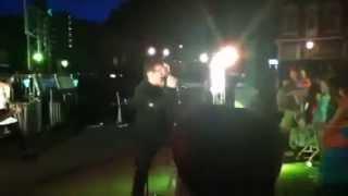 Get Back - Nine Lashes (Live)
