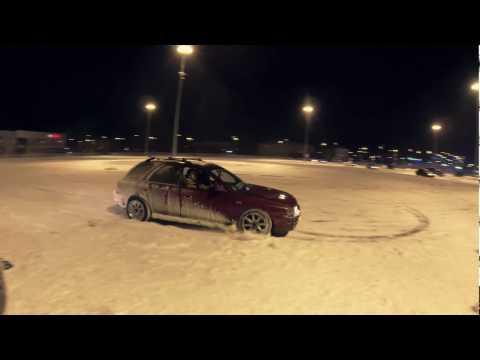 Видео Дневник: Subaru EJNK - Кто то гоняет, а я меняю ГЕНУ (09.12.2016)