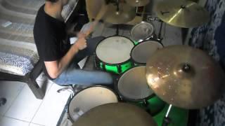 Anjo chapadex -vaguinho batera- drum cover