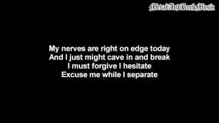 Falling In Reverse - Goddamn | Lyrics on screen | HD