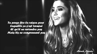 Ariana Grande - You Don't Know Me (traduction)