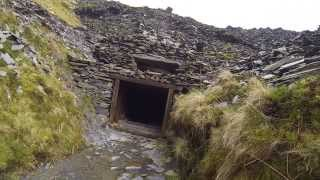 GoPro - Go Below (1500FT below Snowdonia)