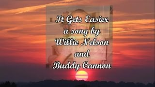 It Gets Easier (Willie Nelson) Vocal by Sal Grippaldi