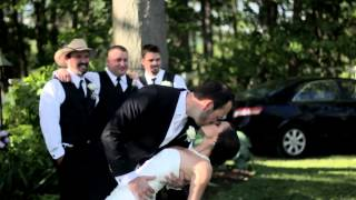 Lisa and Lafe - A Canon T3i Wedding Video width=
