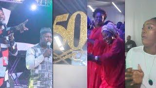 Still Ringing Funny From Alibaba's Wife, 50th Birthday{Nigerian Entertainment}