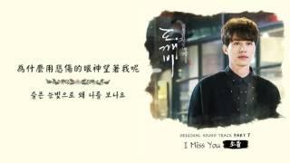 [韓繁中字] 소유(Soyou) - I Miss You (孤單又燦爛的神__鬼怪/도깨비 OST.7)
