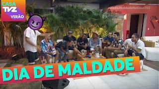 Dia de Maldade | Nego do Borel + Mika + Dilsinho + Sorriso Maroto + Léo Santana | Casa TVZ Verão