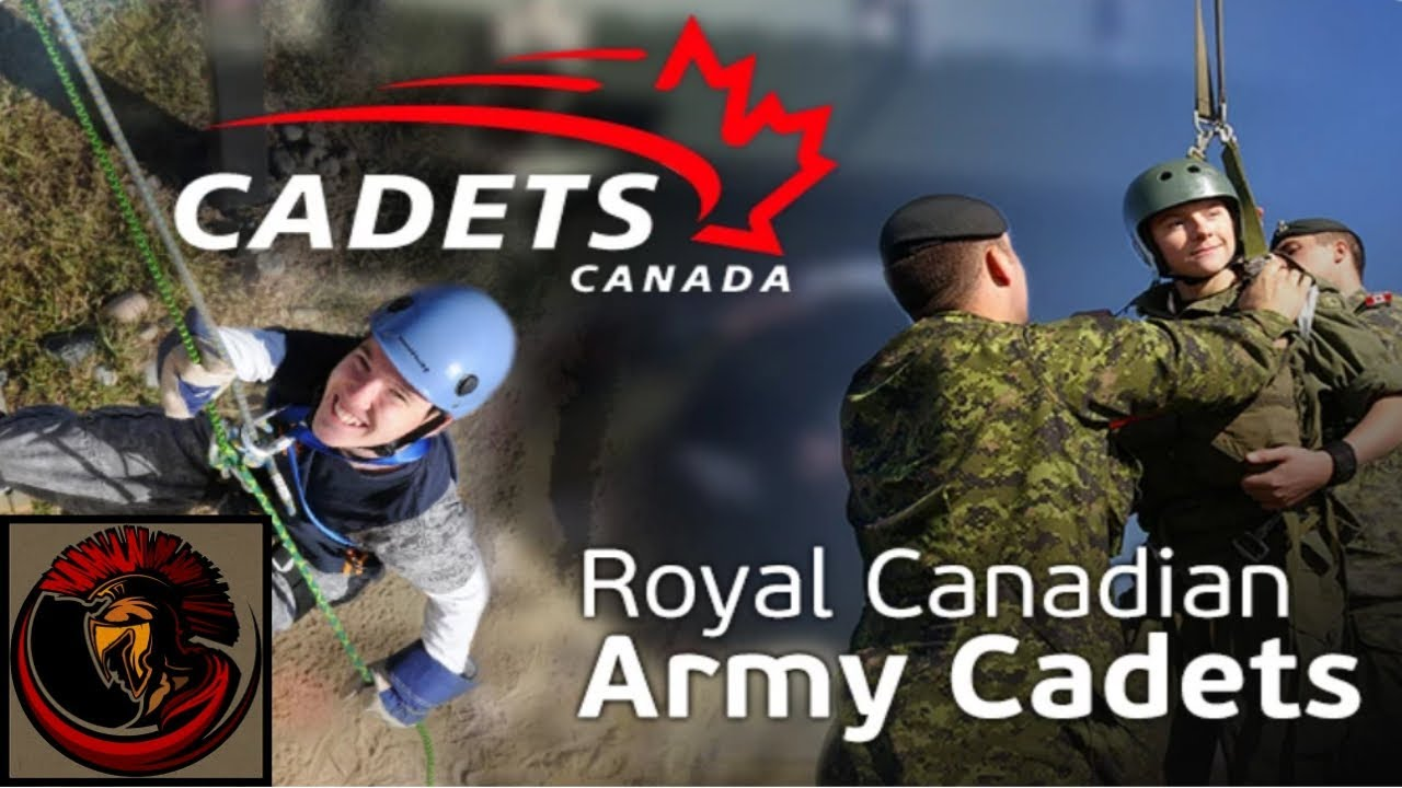 What's it like being a Cadet in Canada?