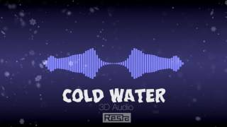 Major Lazer - Cold Water (feat. Justin Bieber & MØ) - 3D Audio [Headphones on]