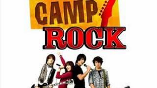 camp rock/2 stars full with lyrics