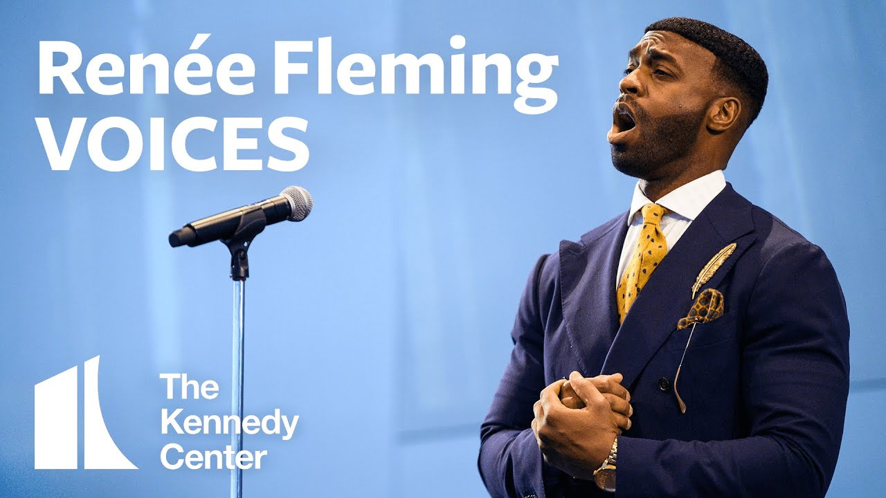 Renée Fleming VOICES ft. Soloman Howard, Afro Blue, and The Mellow Tones