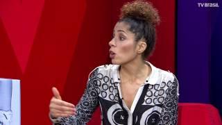 Cantora Márcia Castro fala sobre fim de relacionamentos no Estação Plural
