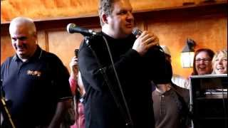 """Guster & Jeff Garlin Perform """"Go Cubs Go"""" Live From XRT's Opening Day Broadcast"""