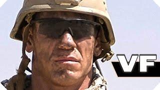 THE WALL Bande Annonce VF (2017) John Cena, Aaron Taylor-Johnson, Action