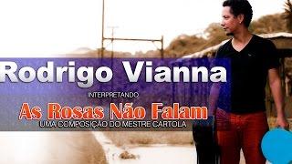Rodrigo Vianna - AS ROSAS NÃO FALAM, Acústico MPB (Voz e Violão)