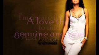 Save me from Myself - Nicole Scherzinger (with lyrics)