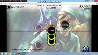 [Cytus Fanmade] Legend of Zelda theme (Easy Level 5)