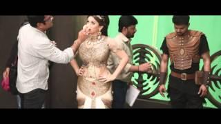 Puli - Making Video | Vijay, Sridevi, Sudeep, Shruti Haasan, Hansika Motwani width=