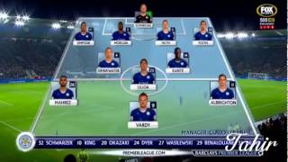 Leicester City vs Chelsea 2-1 Highlights(EPL) 2015-2016 (English commentary) width=