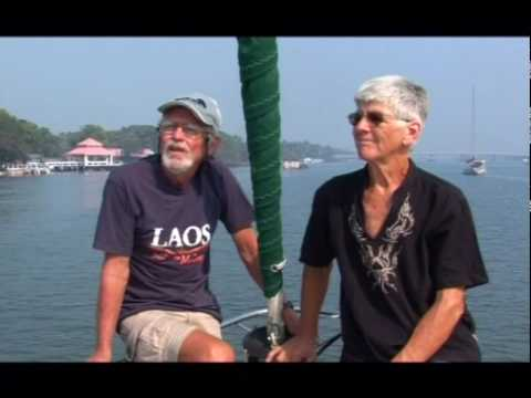Rick Roughton's journey from Cape town to Kochi.