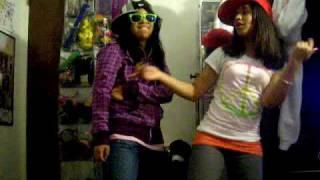 Jess and Neca Funk Busta Rap