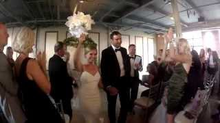 Ola & Ben Wedding Video (feat. Bob Marley - Is This Love (Montmarte Remix))