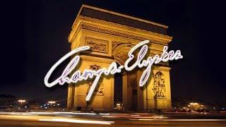 """Michel Drucker - Générique de l'émission """"Champs-Elysées"""""""