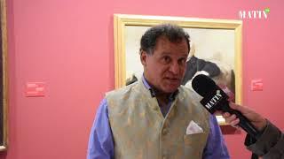 M. Qotbi: L'exposition «La Méditerranée et l'art moderne» est unique