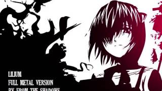 Elfen Lied   Lilium Full Metal Version pvl es de otra persona suscribanse
