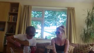 Allie and Caren reggae mix up
