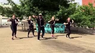 LABOOCA choreo to Mamacita - Tinie Tempah ft Wizkid