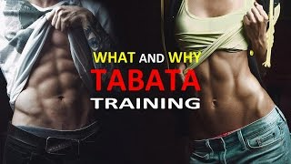 What and Why TABATA training [motivational]