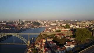 Porto, Portugal drone DJI Mavic Pro