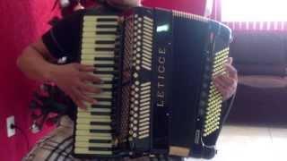 Video Aula Acordeon--Fandango em Soledade.