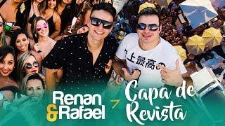 Renan e Rafael -  Capa de Revista