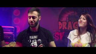 DAITARN 3 sigla LIVE! - DRAGO SHENROCK Cartoon Rock Band