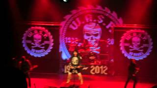 W.A.S.P-The Heretic(The Lost Child)-Live in London-[30 Years of Thunders]