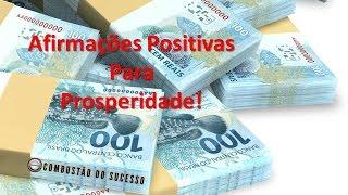 Afirmações Positivas  - Eric Silva - Prosperidade, Afirmações Positivas