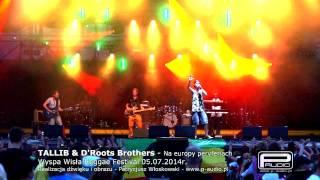 Tallib & D'Roots Brothers - Na Europy Peryferiach - Live - WWRF 05.07.2014r.