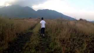 Nganterin @raakop mau sotoy di gunung guntur