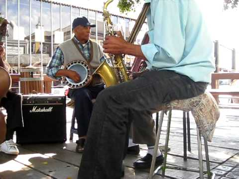 South Africa – Cape Town – Music Band Waterfrond