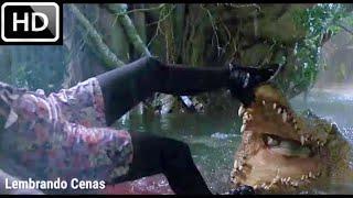 Jumanji (5/8) Filme/CLIP - Ataque de crocodilo (1995) HD