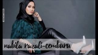 Nabila Razali-CEMBURU(LYRICS)new song